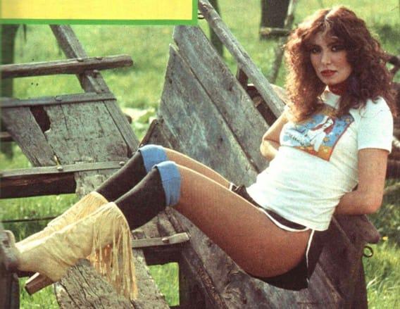 loredana bertè da giovane nel 1970 2